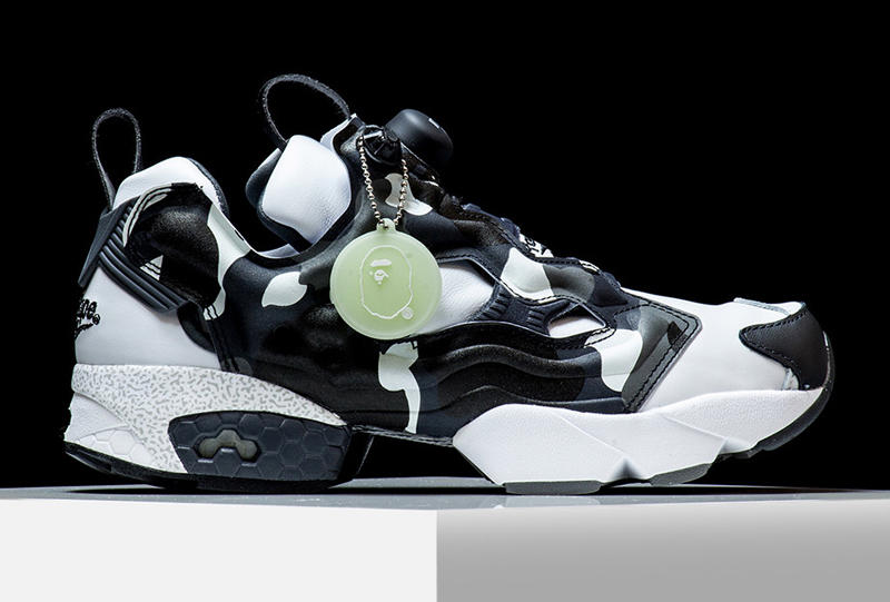 ceb630e62ba959 A Closer Look at the BAPE x mita x Reebok Insta Pump Fury Which Dropped  Today