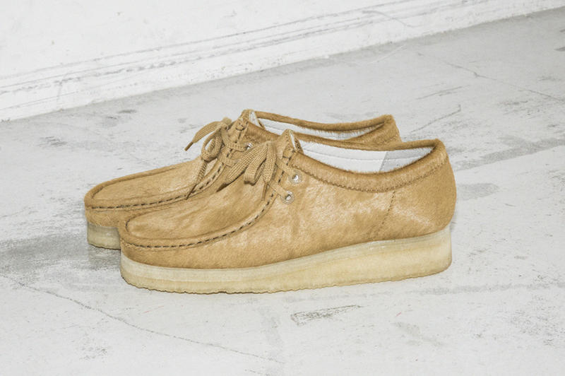 BEAUTY & YOUTH x Clarks Wallabees