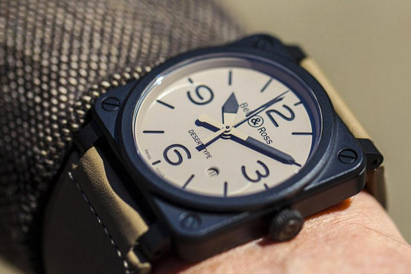 Bell Ross Desert Series Watches