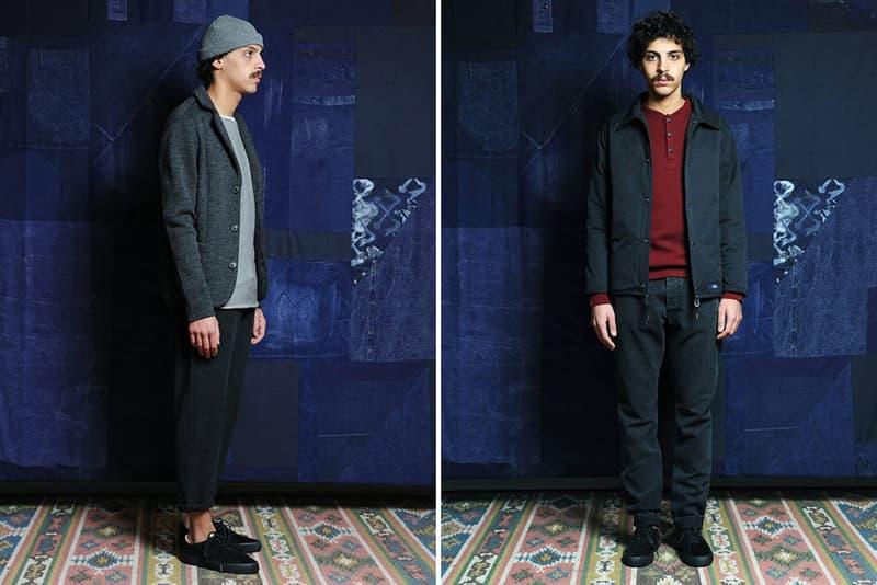 Bleu de Paname 2016 Fall/Winter Lookbook