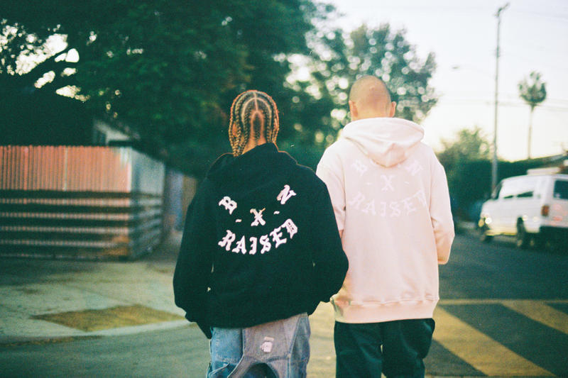 BornxRaised 2016 Fall/Winter Collection Streetwear