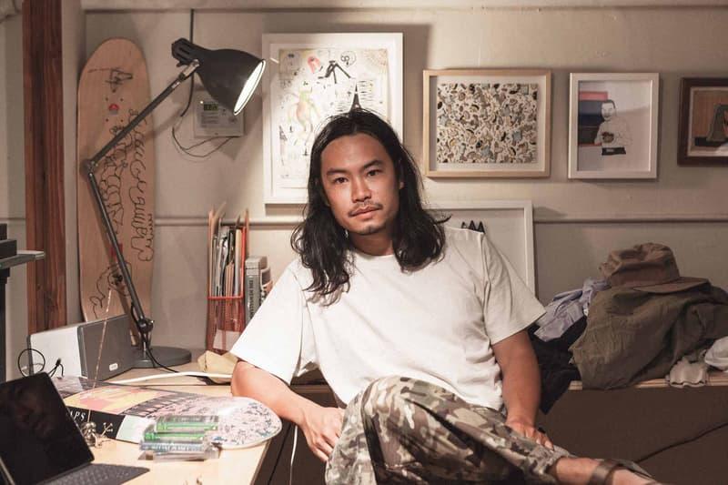 Brain Dead Kyle Ng Slam Jam Socialism Interview