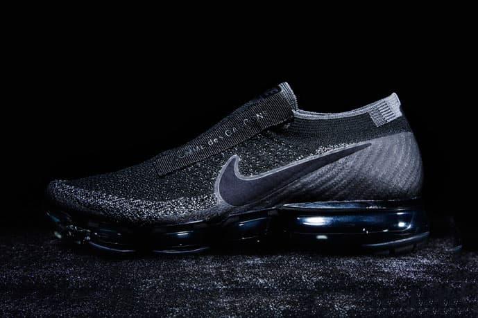 CDG x NikeLab VaporMax & Air Moc