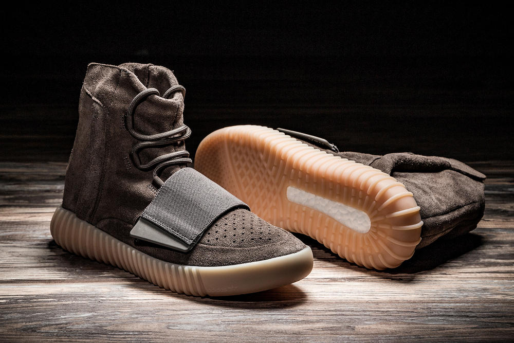 adidas Yeezy Boost 750 Light Brown Glow in the Dark