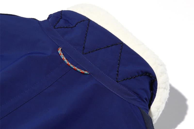 CITERA® B-300JKT Fleece Jacket visvim