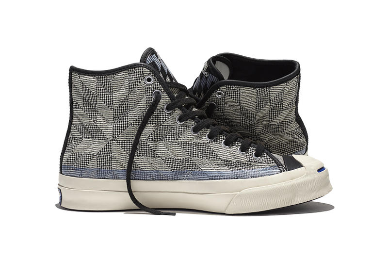 Converse Jack Purcell Mid Quilt