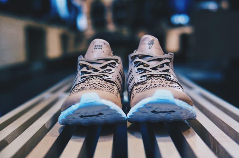Custom adidas Ultra Boost Hender Scheme