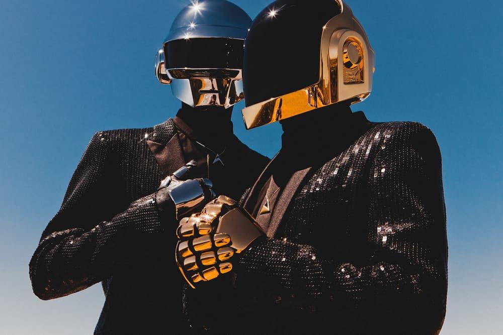 Daft Punk ALIVE 2017 Website Tour Rumors