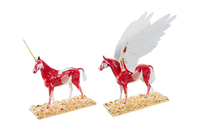 Damien Hirst Mini Myth Legend Sculptures Other Criteria