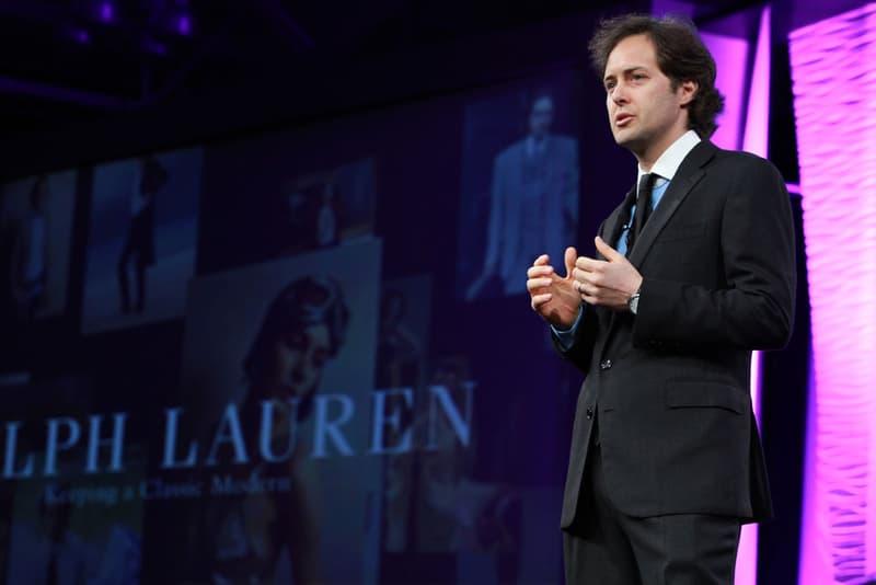 David Lauren Ralph Lauren Chief Innovation Officer