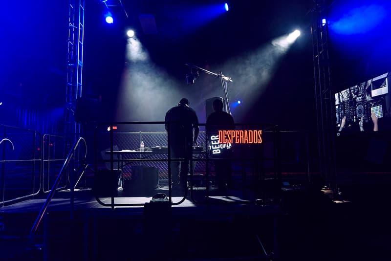 Desperados Bass Camp Experience Las Vegas Nevada