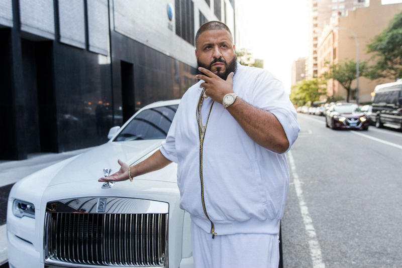dj khaled the keys rolls royce