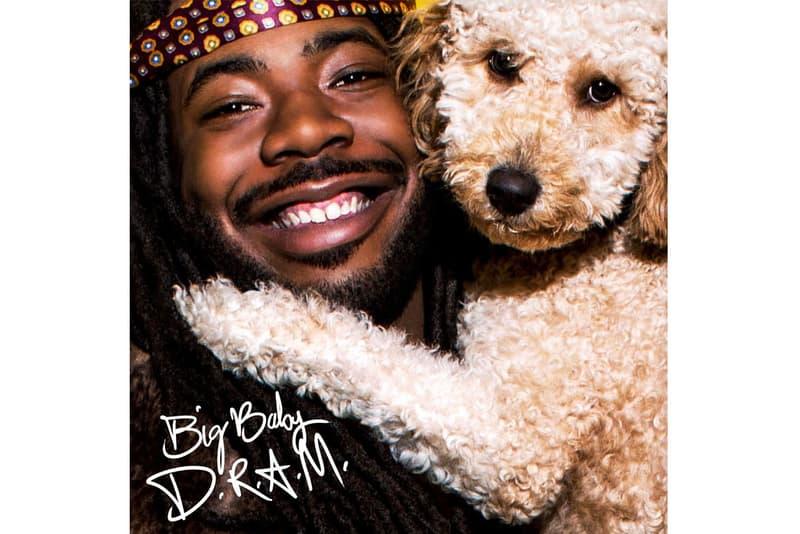 D.R.A.M.'s Debut Album, 'Big Baby D.R.A.M.' Yachty Young Thug Erykah Badu Hip Hop Rap Music