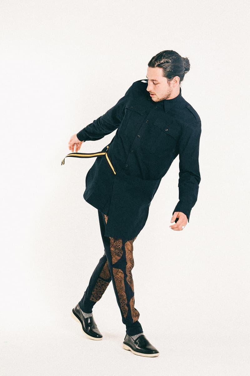 Dries Van Noten Roden Gray 2016 Fall/Winter Lookbook