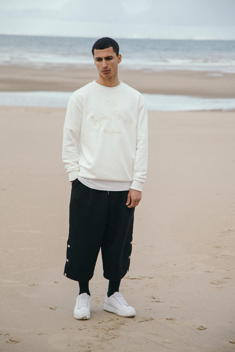 Drôle De Monsieur 2 Years later lookbook