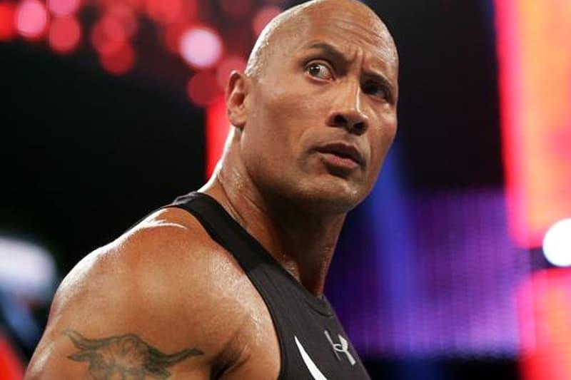 Dwayne The Rock Johnson Wrestling