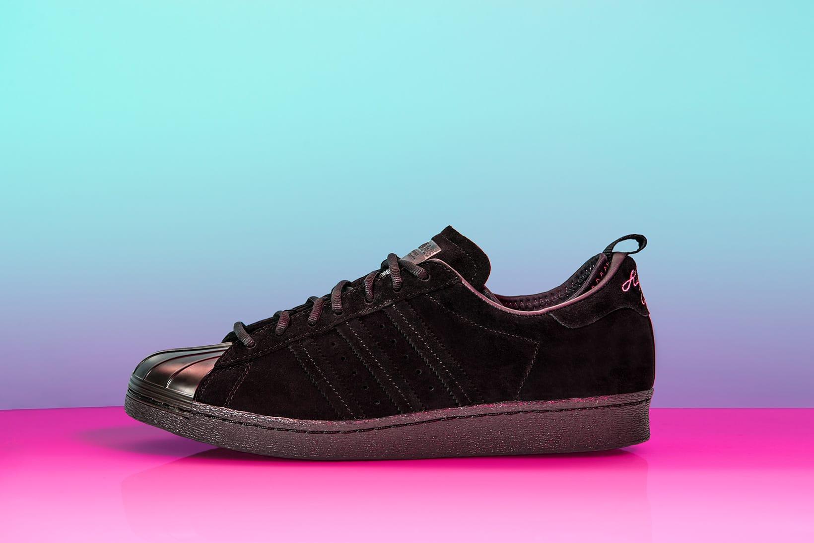 Eddie Huang Unveils adidas Originals