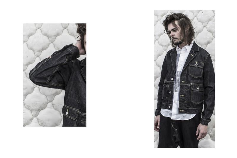Ganryu 2016 Fall/Winter Blends Lookbook