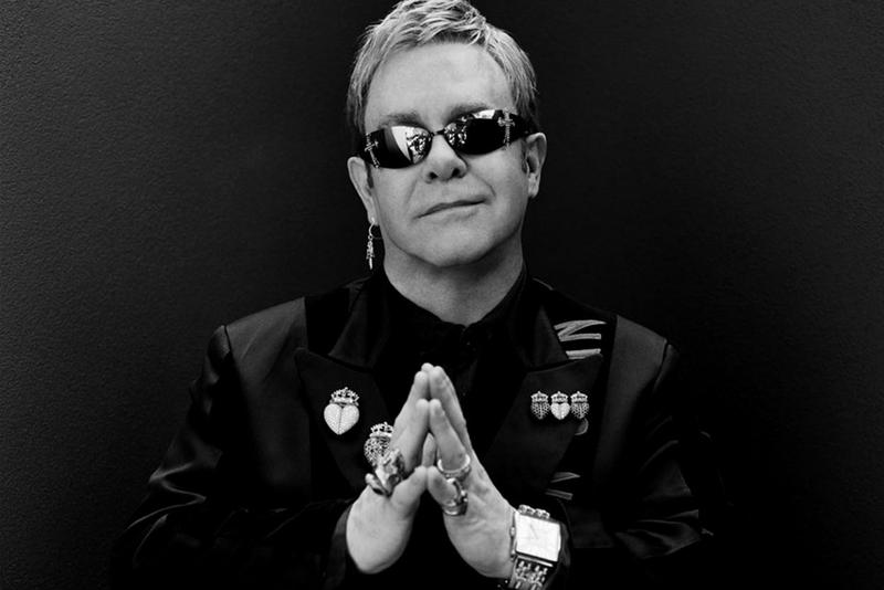 Elton John Thinks Frank Ocean 'Blonde' Great Record T Magazine Interview NY Times