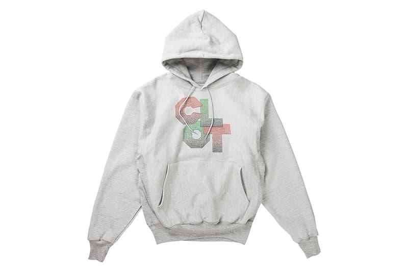 Eric Elms x CLOT x Champion Exclusive Collection