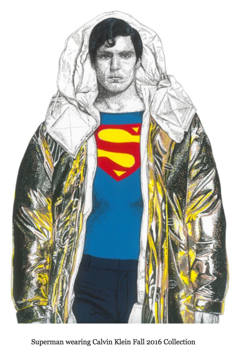 David Murray Streetwear Characters Drawings Comic Graphic novels Batman Joker Kill bill Illustrations Yeezy Vetements