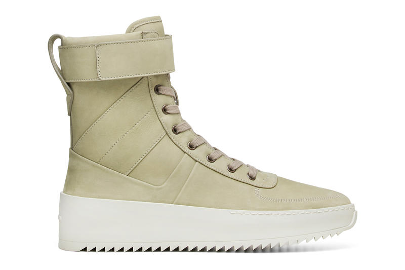 more photos 5d71c 946fa Fear of God Money Green Military Sneaker