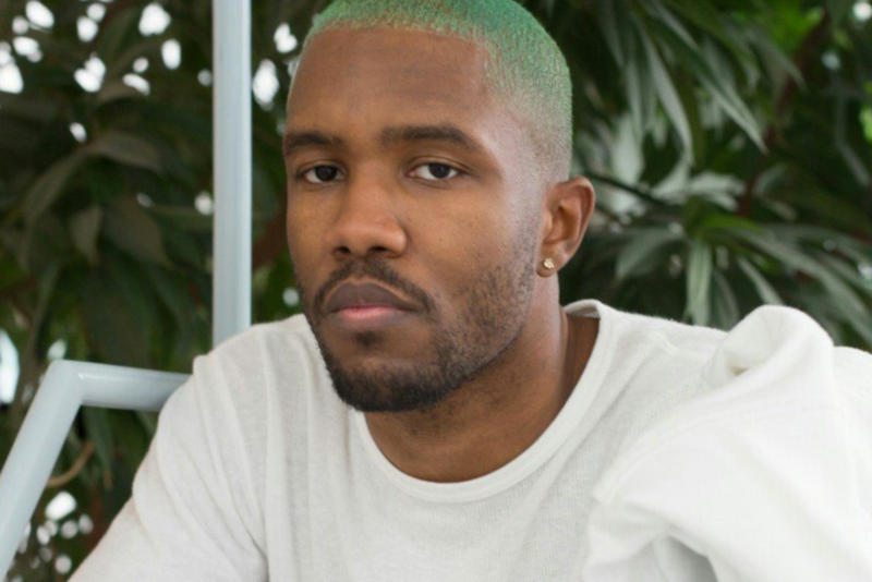 "Frank Ocean ""Nikes"" Pitched Down Five Semitones"
