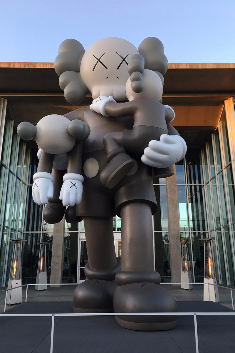 """An In-Depth Look at KAWS' """"WHERE THE END STARTS"""" Exhibit"""
