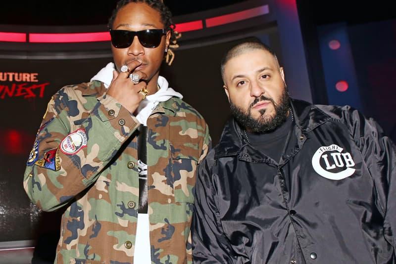 Future & DJ Khaled Tease New Song Major Key Beast Mode 16