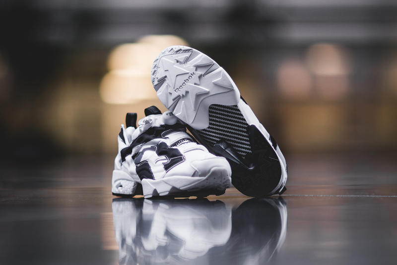 Future Tour Reebok Overbranded Instapump Fury