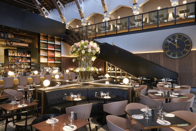 German Gymnasium London World Best Designed Restaurant