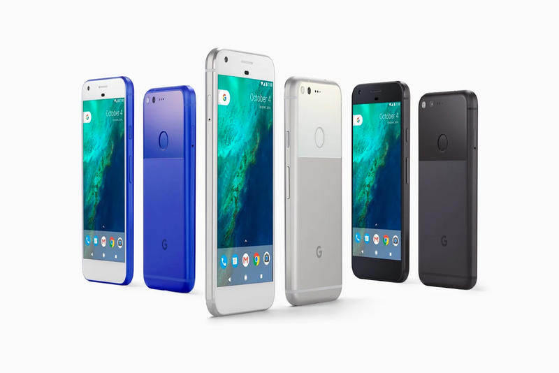 Google Pixel Pixel XL smartphone camera phone