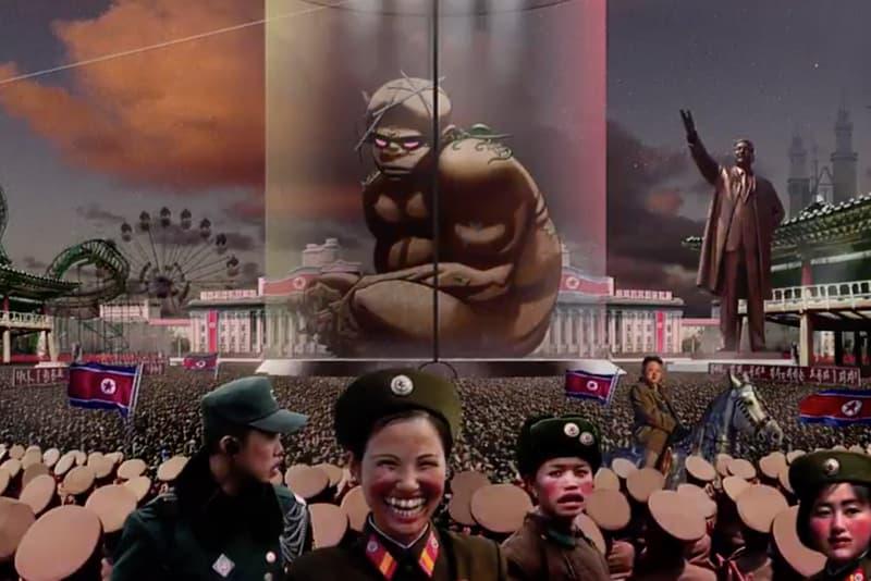 Gorillaz 'The Book of Russel'