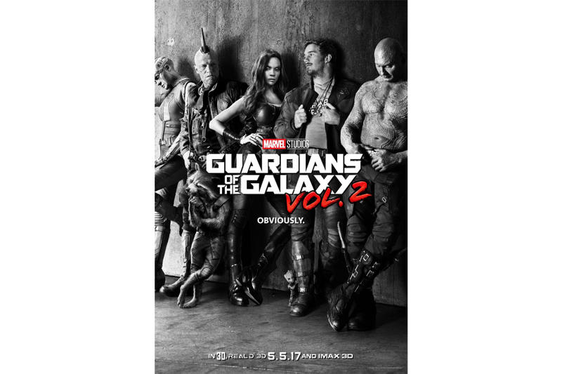 Guardians of the Galaxy Vol 2 First Teaser Poster