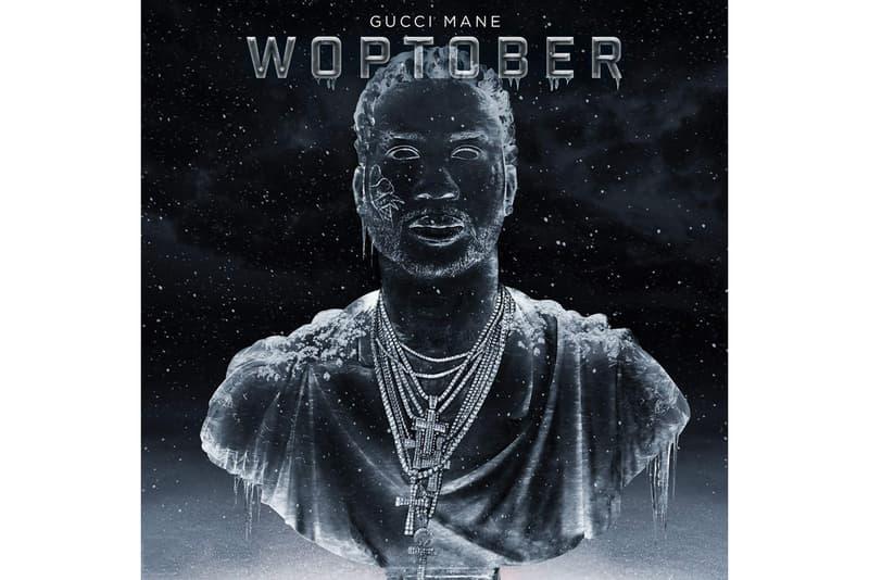 gucci mane woptober album stream hip hop trap atlanta rick ross young dolph apple music rap