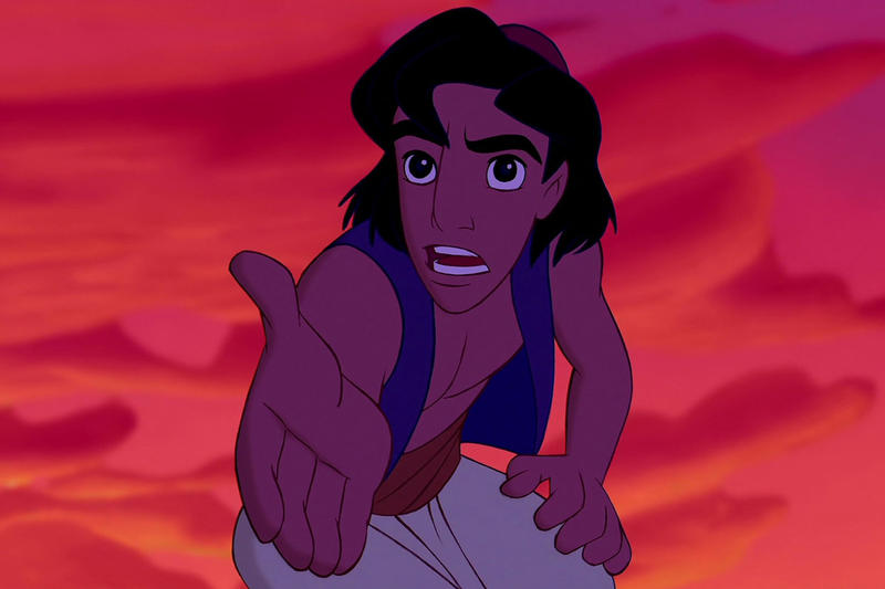 Aladdin Disney Animation