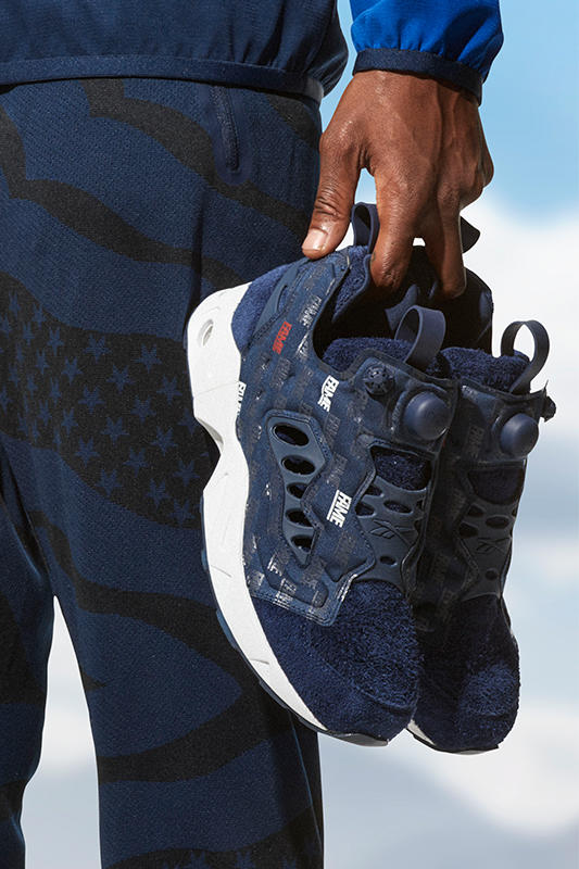 Hall of Fame Reebok USA Instapump Fury Road