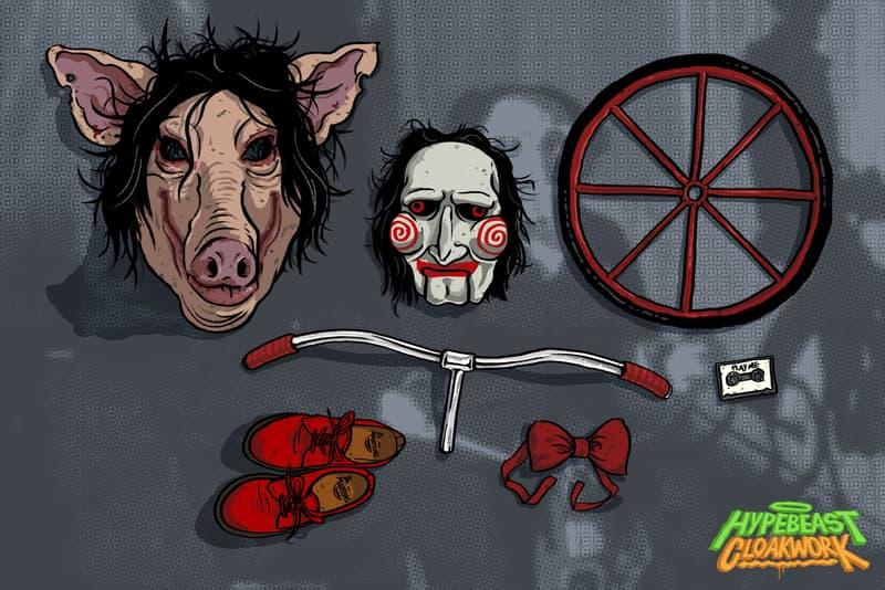 Halloween Horror Film Character Essentials