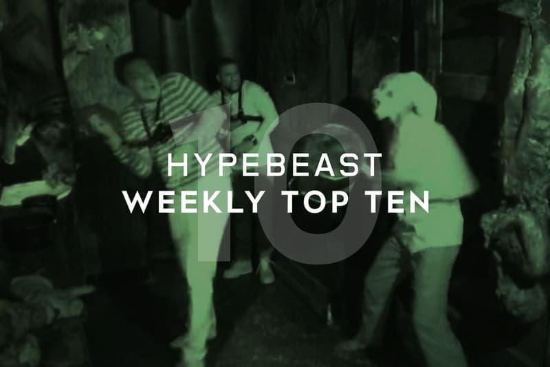HYPEBEAST Top 10