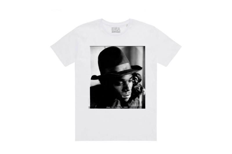 IDEA Dover Street Market Photographic T Shirt Collaboration Collection Terry Richardson