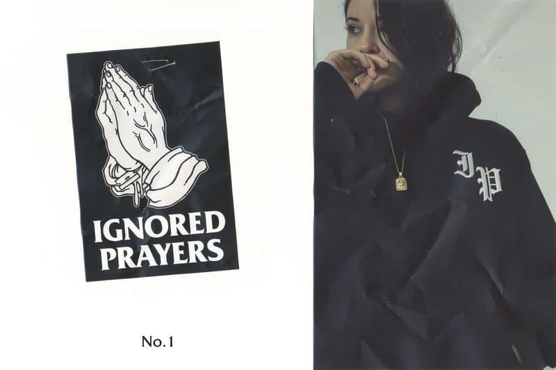 Ignored Prayers Debut Collection jerry hsu film lookbook