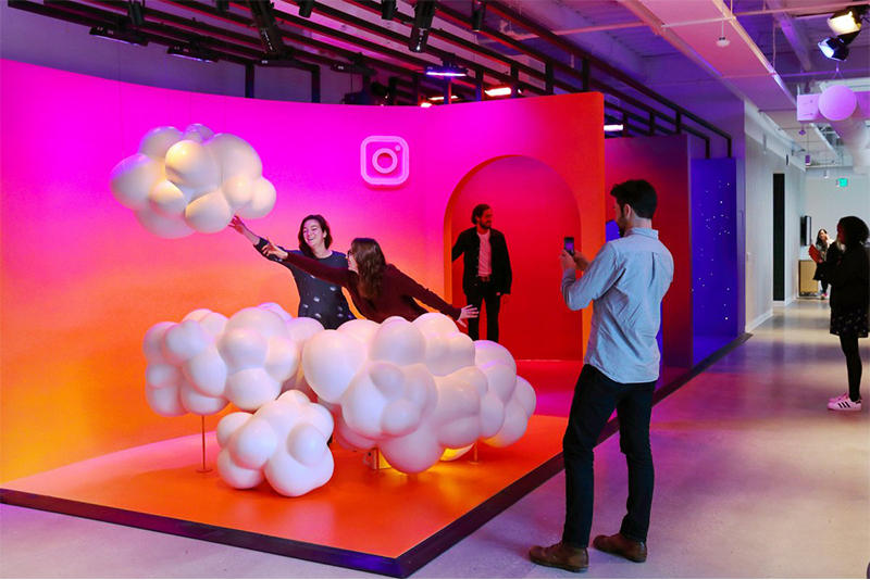 Instagram New Office