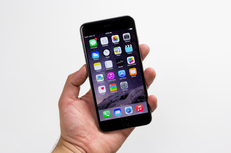 iPhone Secret One Handed Keyboard iOS Smartphones Apple Tim Cook Steve Jobs Touchscreens