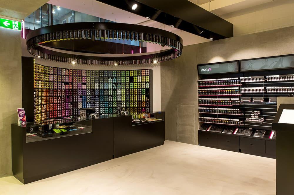 Ironlak Art & Design Sydney Flagship Store