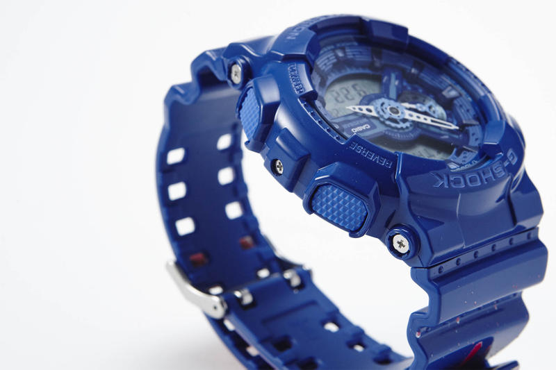 Jahan Loh G SHOCK GA 110 MASH UP