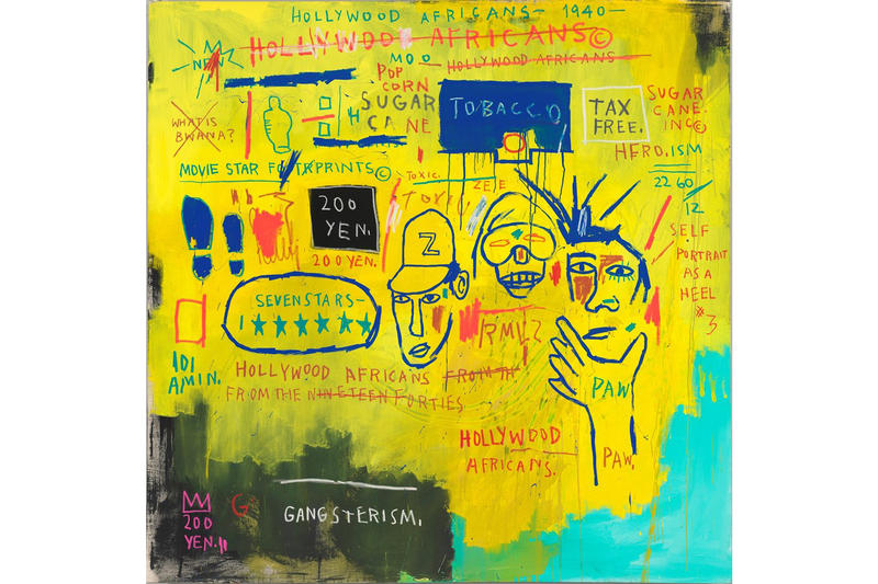 Jean Michel-Basquiat Barbican London Boom For Real