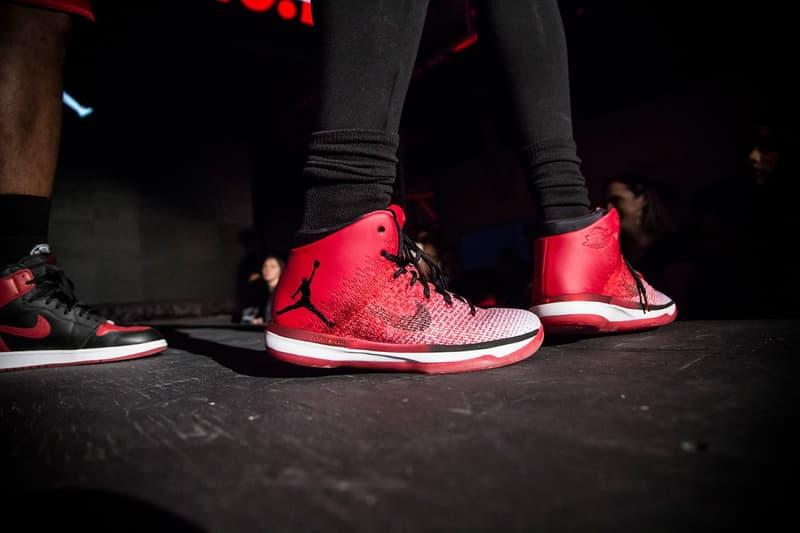 Jordan Brand Chicago Fashion Show Pictures