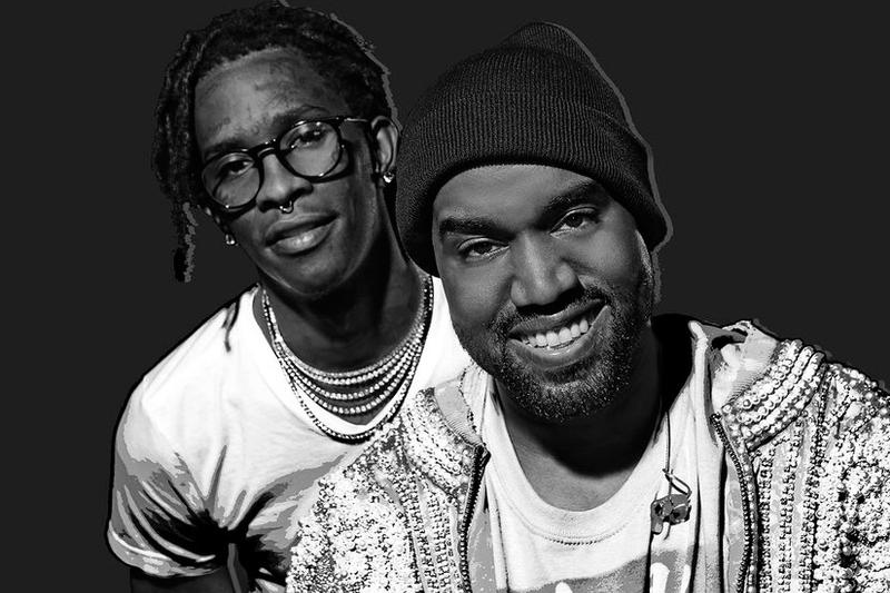 Kanye West Famous Featuring Young Thug