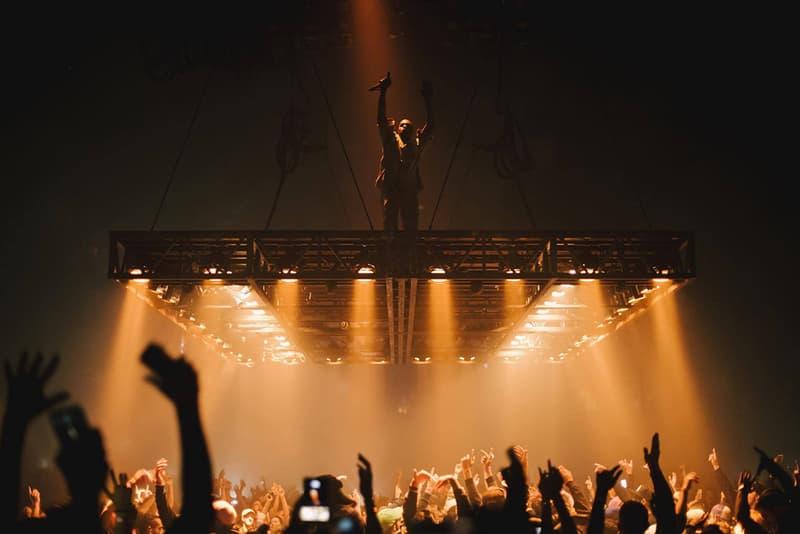 Kanye West Adds 23 More Dates to His 'Saint Pablo' Tour leg two kim kardashian paris detroit philadelphia