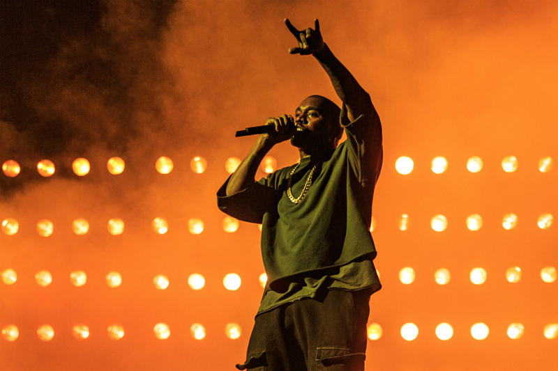 Kanye West Apple TIDAL Beef